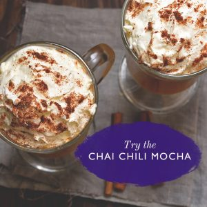 Chai Chili Mocha from Oregon Chai