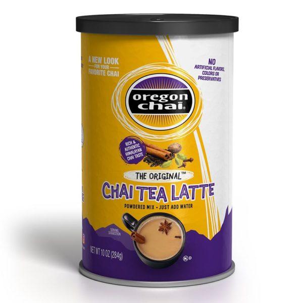 Oregon Chai Original Chai Tea Latte Powder