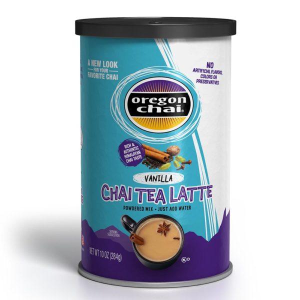 Oregon Chai Vanilla Chai Tea Latte Powder