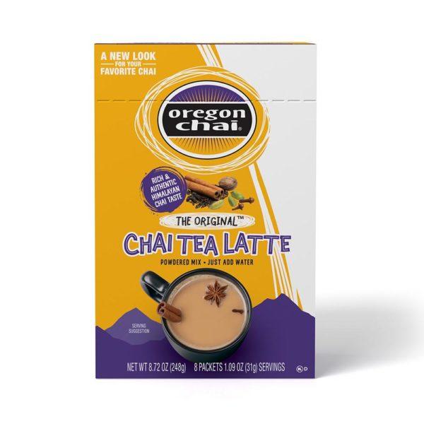 Oregon Chai Single Serves