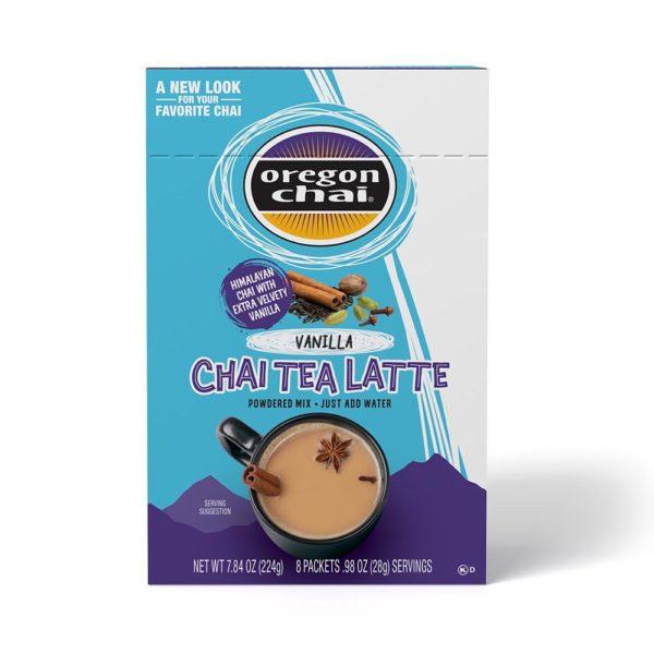 Oregon Chai Vanilla Single Serves