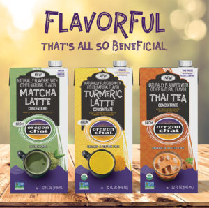 new tea latte flavors