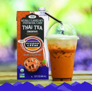 thai tea latte concentrate